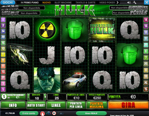 Semplicità e sicurezza con le slot machine paddy power