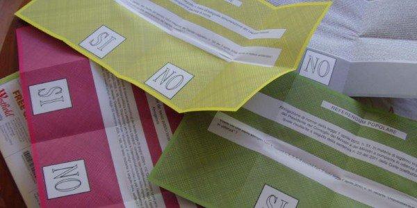 referendum costituzionale 2016 del 4 dicembre